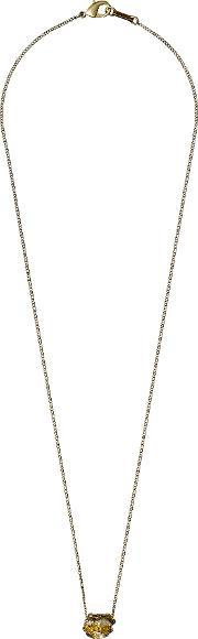 Pilgrim , Gold Plated 50cm Necklace, Na