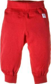 Polarn O Pyret , Polarn O. Pyret Babys Soft Trousers, Red
