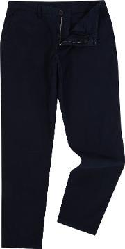 Ps By Paul Smith , Men's  Tapered Fit Chino Trousers, Navy