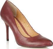 Ravel , Newton Court Shoes, Red