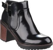 Rocket Dog , Reese Buckle Fastening Boots, Black