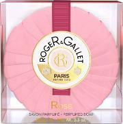 Roger & Gallet , Rose Round Soap In Travel Box 100g