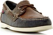 Sebago , Spinnaker Multi Tone Boat Shoe, Multi Coloured