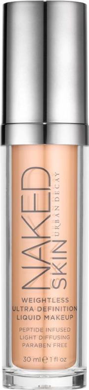 Urban Decay , Naked Skin Liquid Foundation, 0.5