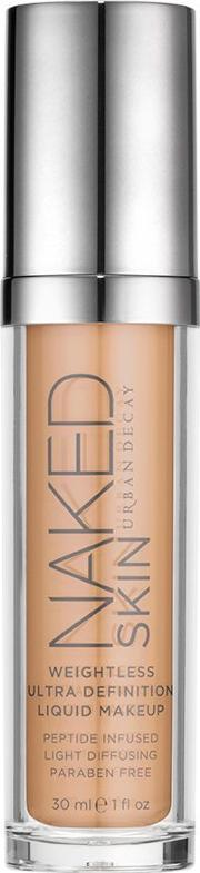 Urban Decay , Naked Skin Liquid Foundation, 3.25