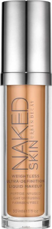 Urban Decay , Naked Skin Liquid Foundation, 4.0