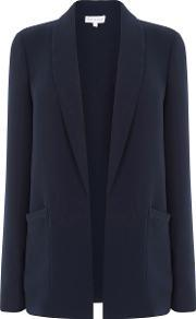 Warehouse , Relaxed Fit Jacket, Navy