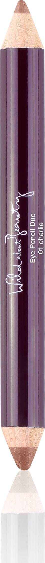 Wild About Beauty , Eyeshadow Pencil Duo, Charlie