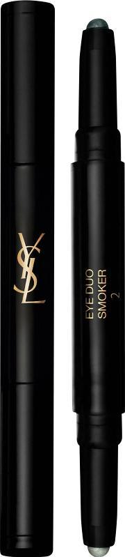 Yves Saint Laurent , The Shock Collection Eye Duo Smoker Eyeshadow, 2
