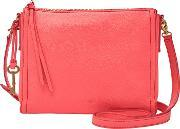 Fossil , Zb7130475 Ladies Crossbody Bag, Pink