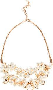 Coast , Naxos Pearl Necklace, Rose Gold
