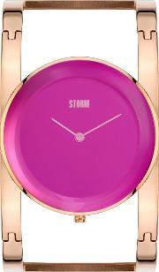 Storm , Amiah Rose Gold Watch, Rose Gold