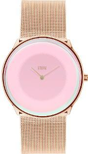 Storm , Zuzori Rose Gold Watch, Rose Gold