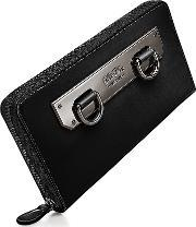 Folli Follie , The Style Code Mini Bag By  Is A Styl, Black