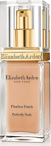 Elizabeth Arden , Flawless Finish Perfectly Nude Makeup, Capuccino