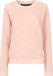 Sugarhill Boutique , Betty Floral Embossed Sweater