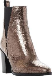 Dune Black , Pancras Pointed Toe Ankle Boots