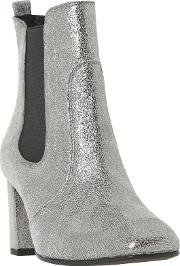 Dune Black , Parade Chelsea Ankle Boots