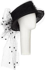 Snoxells , Topper Veiled Occasion Hat