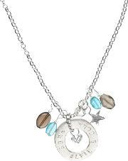 Chambers & Beau , Personalised Circle Of Life Necklace