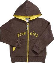 Brownies , Uniform Hooded Zipped Top