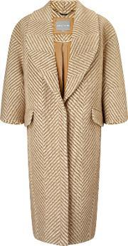 Grace & Oliver , Aimee Wool Cocoon Coat