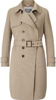 Grace & Oliver , Lola Textured Trench Coat