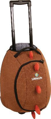 Littlelife , Dinosaur Wheelie Bag
