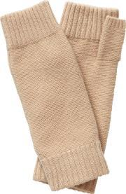 Pure Collection , Frankie Cashmere Textured Mittens