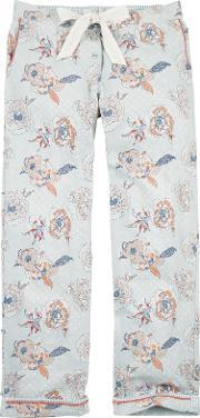 Fat Face , Floral Classic Lounge Trousers