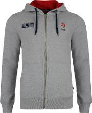 Canterbury Of New Zealand Rugby World Cup , England No. 15 Hoodie