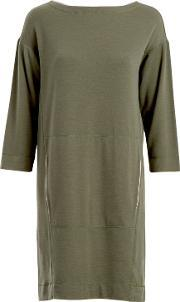 Max Studio , Relaxed Jersey Dress