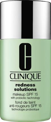 Clinique , Redness Solutions Makeup Spf15