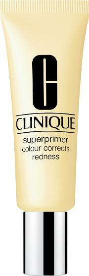Clinique , Superprimer Colour Correct Redness Face Primer