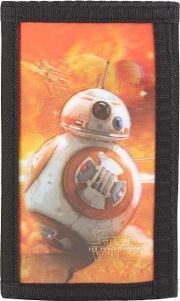 Star Wars , The Force Awakens Bb-8 Lenticular Wallet