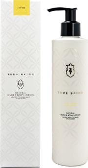 True Being , Bergamot Hand And Body Lotion