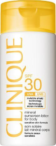Clinique , Mineral Suncreen Lotion For Body Spf30