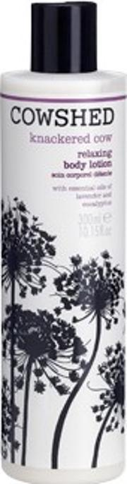 Cowshed , Knackered Cow Relaxing Body Lotion