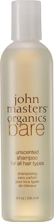 John Masters , Bare Unscented Shampoo