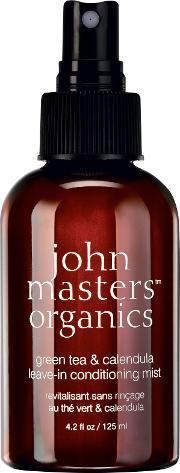 John Masters , Green Tea & Calendula Leave In Conditioning Mist