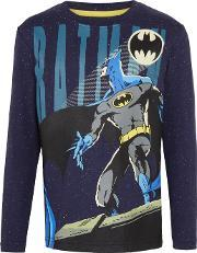 Batman , Boys' Long Sleeve T Shirt