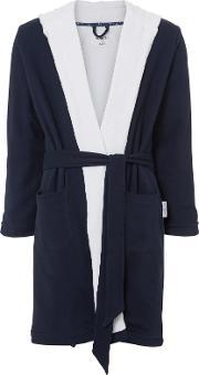 Hamilton And Hare , Cotton Towelling Boxing Robe