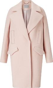 Grace & Oliver , Lily Wool Cocoon Coat