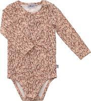 Wheat , Baby Liv Long Sleeve Bodysuit