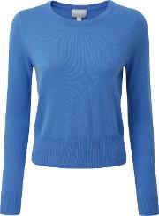 Pure Collection , Airedale Cashmere Crop Jumper