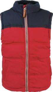 Fat Face , Boys' Eddie Gilet