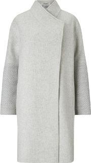 Grace & Oliver , Chloe Wool Cocoon Coat