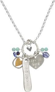 Chambers & Beau , Personalised With Love Maxi Necklace
