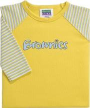Brownies , Uniform Long Sleeve T Shirt