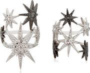 Colette Jewelry , White Star Ring Set